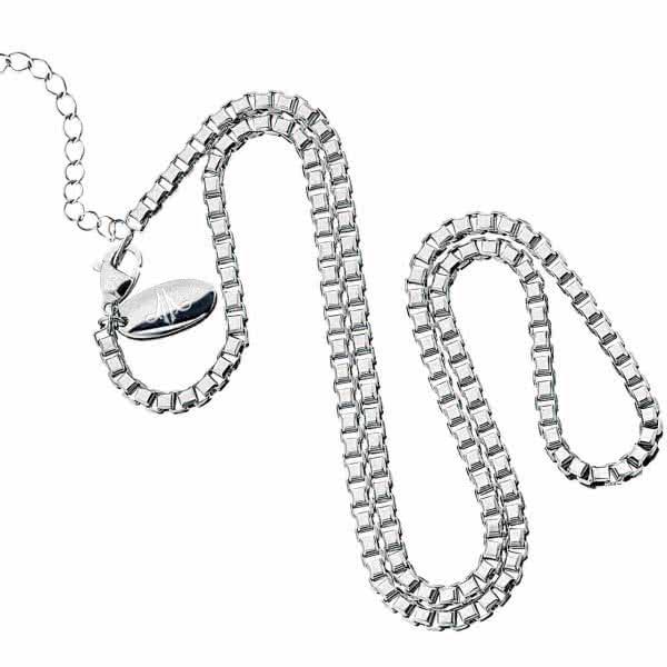 Magnet Halskette Edelstahl