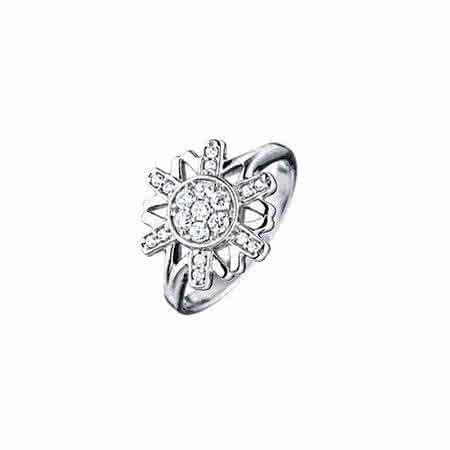 Magnetring Snowflake
