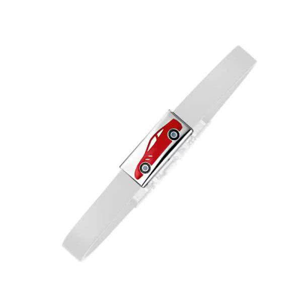 """Elément mobile pour bracelet """"Ferrari"""""""