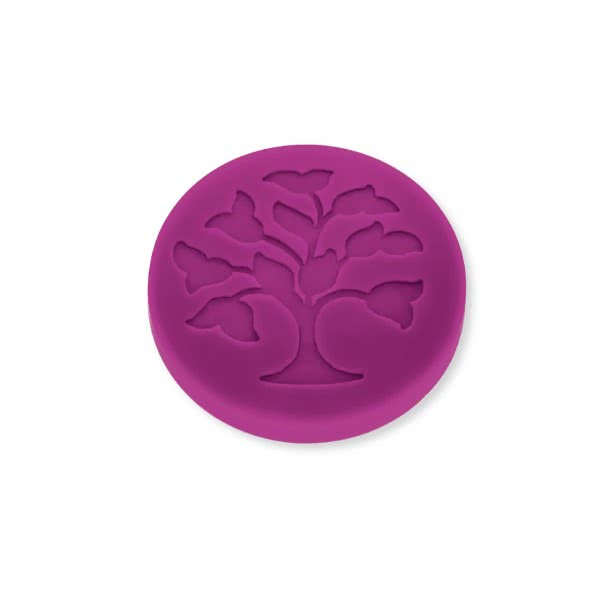 "Silicone water magnet ""Tree of life"""