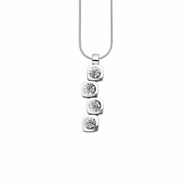 Magnetanhänger im Cubic-Design