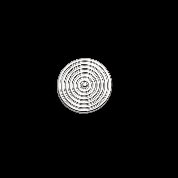 Schmuckelement Kreis-Design aus der Kollektion Silikon