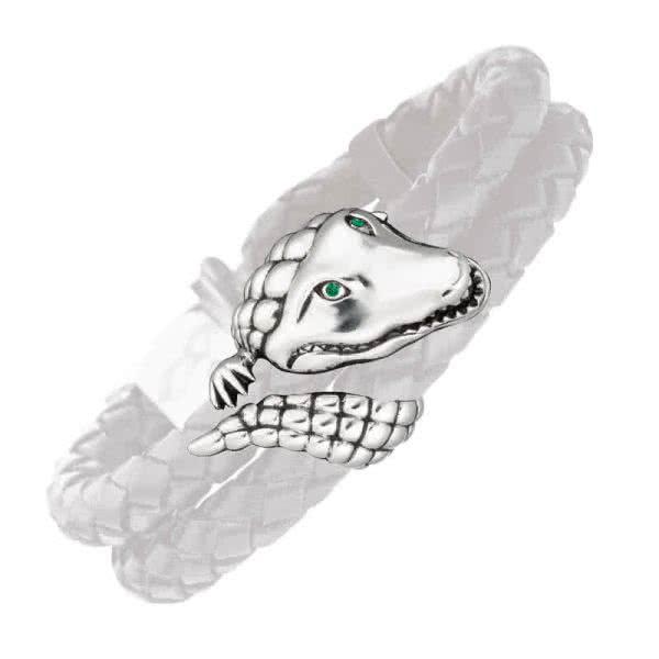 Armband-Slider Croco