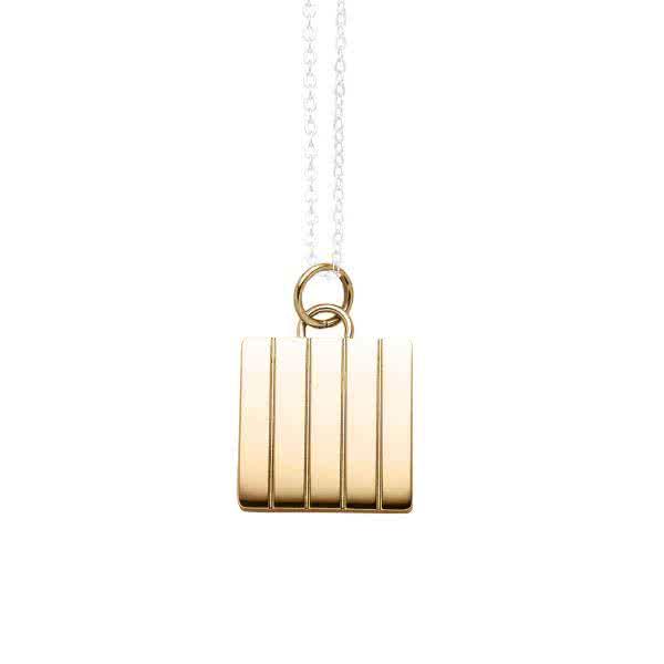 Magnetanhänger in puristischem Design