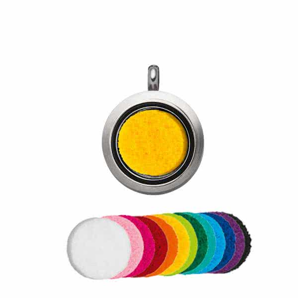 Magnetic pendant fragrance jewellery pendant 20 mm mix&match