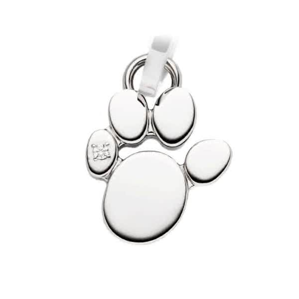 "Pendant for pets ""Paw"" M"