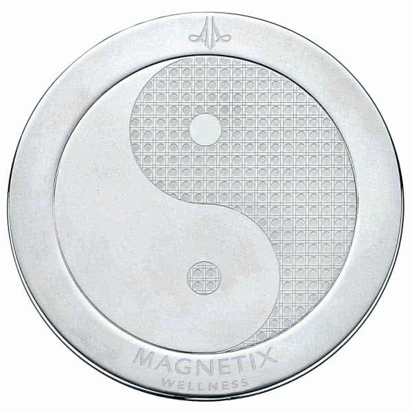 "Sous-verre motif ""Yin & Yang"""