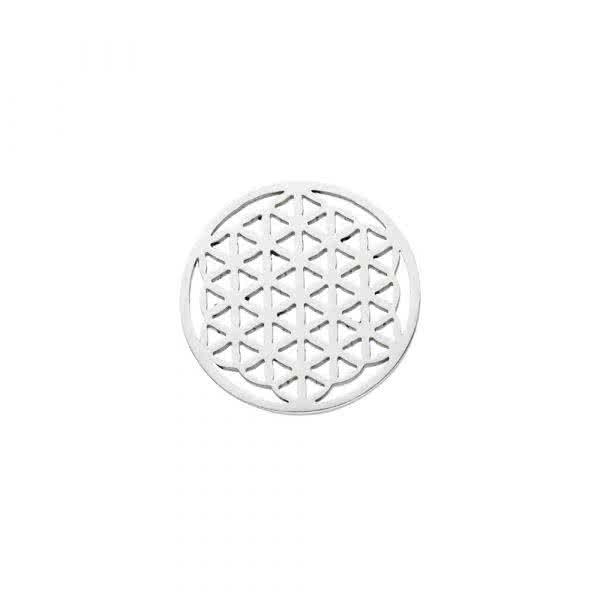 Schmuckscheiben für Duftschmuck Silikon-Armband 24mm