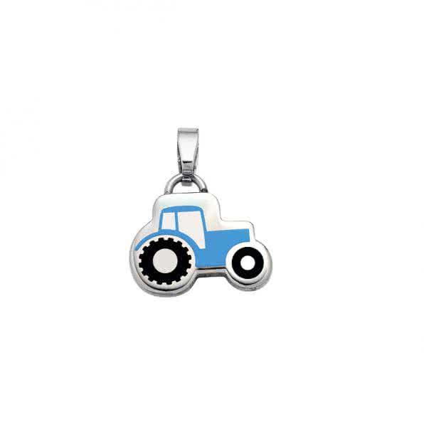 Kinder-Anhänger Traktor