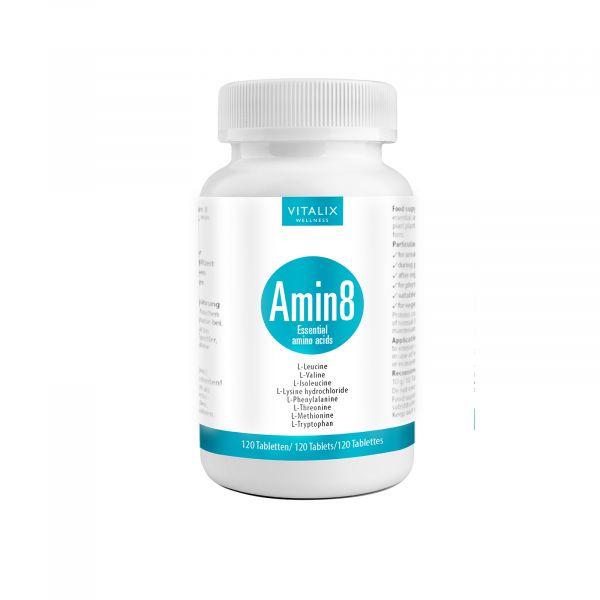 Amin8 Essential Amino Acids