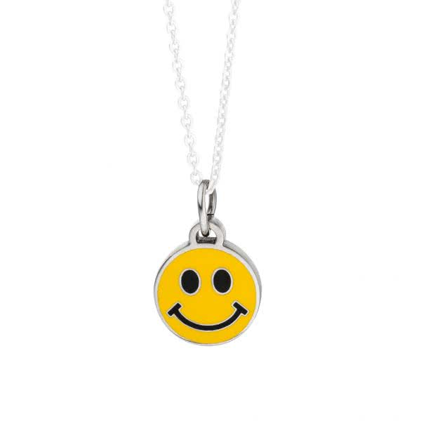 Magnetic pendant Smiley