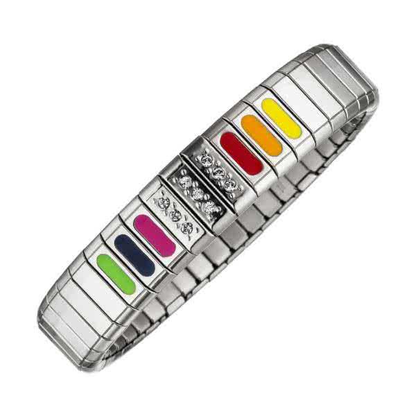 Flexi Magnetarmband Chakra 12mm