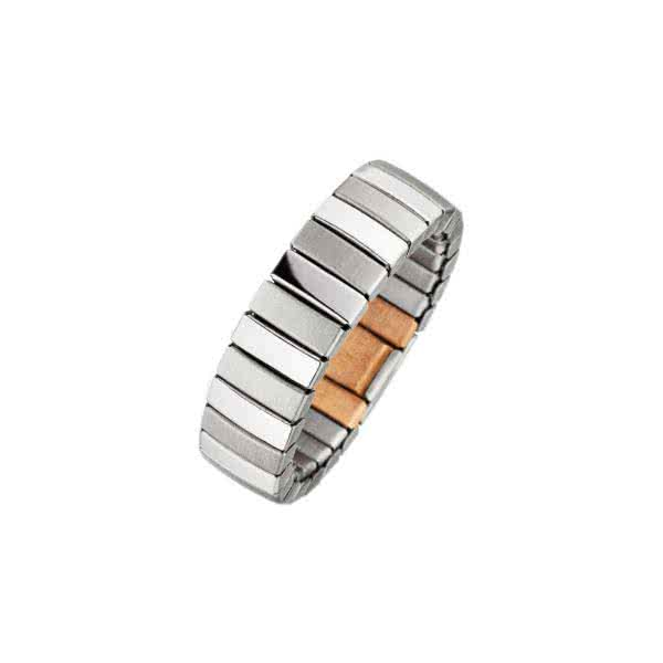 Flexibler Magnetring im Matt-Glanz-Design