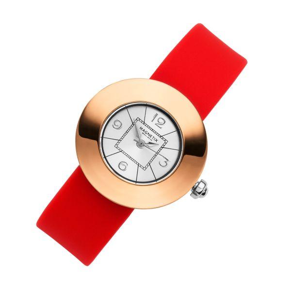 Magnet-Uhr
