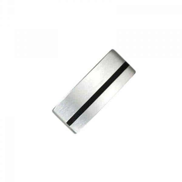 Mittelelement Black Stripe 12mm