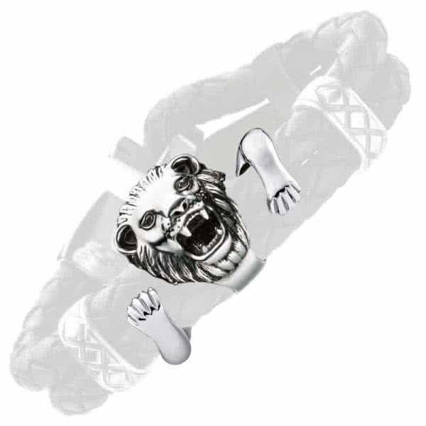 Armband-Slider Löwe