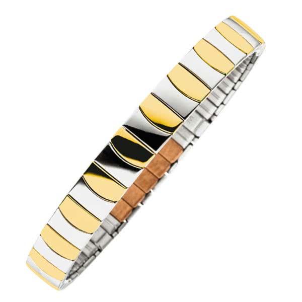 Flexi Armband Classix Bicolor - Magnetschmuck