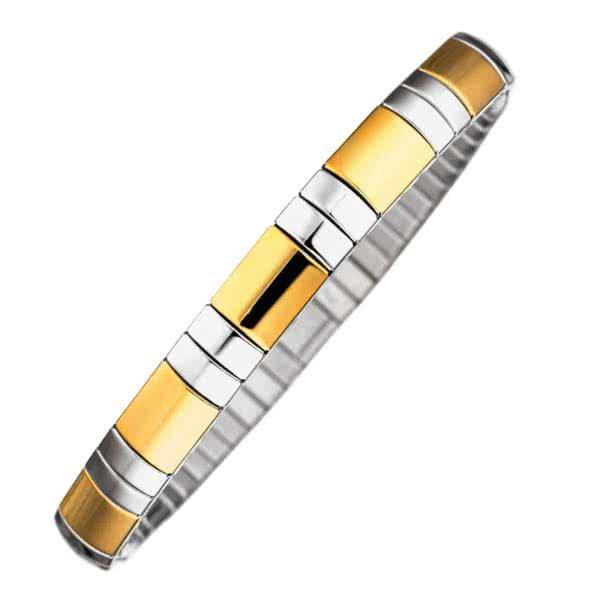 Flexi bracelet bicolour